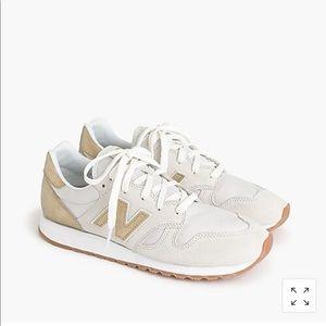 New Balance Gold Salt Shoes